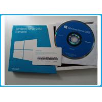 China 100% Genuine Microsoft Windows Server 2012 R2 English Language With Lifetime Warranty for sale