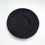 300 degree Heat Resistant BBQ smoker chamber gasket Black Nomex felt