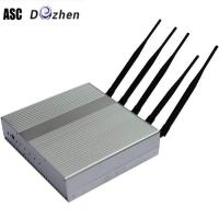 Wholesale Dz101b-5 Five Bands High Power Cellular Jammer, Prison Jammer, Totally Block 3G, WiFi/GPS Optional from china suppliers