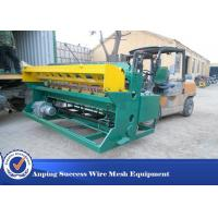 Wholesale High Speed Welded Wire Mesh Machine , Wire Mesh Weaving Machine Heavy Style from china suppliers