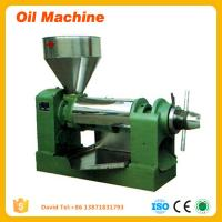 Wholesale Automatic screw oil expeller machine/coconut oil press/copra oil extraction press from china suppliers