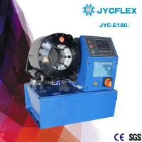 Best Hydraulic hose crimping machine/plate press vulcanzing machinery/number plate press machine wholesale