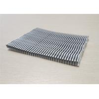 Wholesale Radiator Plate Fin Heat Sink Aluminum Auto Parts For New Energy Vehicle from china suppliers