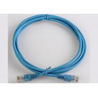 China solid bare copper UTP Cat6 LAN Network Cable for Stranded conductor on sale