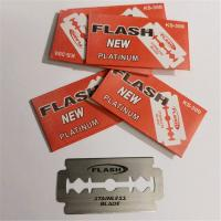 Wholesale Men shaving safety stainless steel single edge razor blades from china suppliers