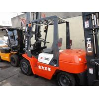 Wholesale USED  FORKLIFT  3 TON HELI FORKLIFT from china suppliers