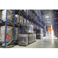 Wholesale Certificated Cold Storage Electric Automatic Pallet Radio Shuttle Racking Racks Systems from china suppliers