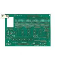 Wholesale 2 Layer PCB Board BGA Print Circuit Board, Lead- free HASL Green FR4 PCB from china suppliers