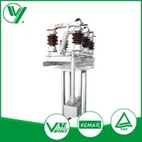 Best Normally Type Substation Low Voltage Disconnect Switch Manual Mechanism 12KV wholesale