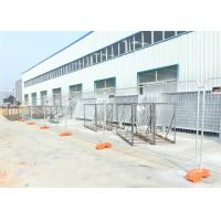 Wholesale Easily Assembled Portable Chain Link Fence Panels Mesh Pool Safety Fence from china suppliers
