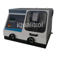 China Water Cooling Automatic Precision Metallographic Cutting Machine with Speed 2100rpm for sale