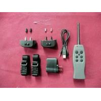 Wholesale Rechargeable Remote Dog Training Collar for 2 Dogs from china suppliers