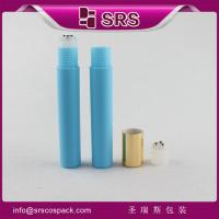 Wholesale manufacturer 1/2 oz 15ml plastic three ball bottle from china suppliers