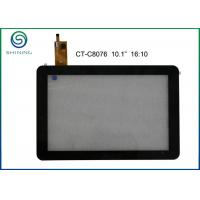 "Wholesale 10.1"" I2C Interface Projected Capacitive Touch Screen With 16 : 10 COF Type GT928 IC Controller from china suppliers"