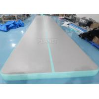 Wholesale 33ft Cheerleading Inflatable Tumbling Air Mats For Gymnastics from china suppliers