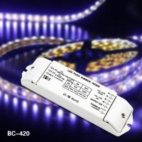 Wholesale BC-420 push dim PWM RGBW controller from china suppliers
