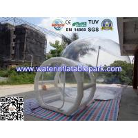 Wholesale Clear Inflatable Bubble Tent For Camping /  Inflatable Party Tent from china suppliers