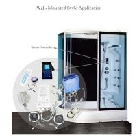 Wholesale Rated Current 13.6A Steam Bath Equipment With Exhaust Fan / Remote Control from china suppliers