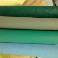 Wholesale Blue Green 400D 1*10m 1.2*10m 10E5 Ohm Rubber ESD Mat from china suppliers