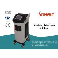 China Dark skin Long Pulse ND Yag Laser Hair Removal Machine Permanent for sale