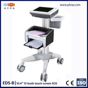 Best portable 12 channel ECG machine, PC-ECG, 12 leads electrocardiograph wholesale