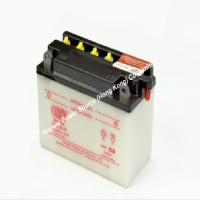 Wholesale YB6.5L-B OUTDO Battery / OUTDO Bateria / High Performance Flooded Motorcycle Battery from china suppliers