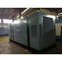 Wholesale 230 / 400V Soundproof Diesel Generator ,Water - Cooling System Diesel Electric Generator from china suppliers