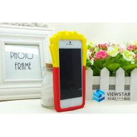 McDonalds Fries Silicone Moschino Iphone Protect Case Waterproof Dustproof