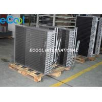 Wholesale Dry Cooler Finned Coil Heat Exchanger , SS Refrigeration Heat Exchanger from china suppliers