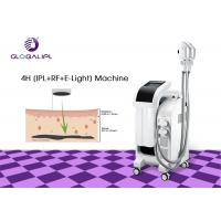 China Skin Tightening Durable IPL RF Beauty Equipment Anti Aging Multi Function 4 In 1 on sale