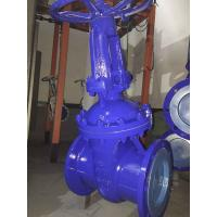 DIN F4&F5 GATE VALVE Body  1.0619  face to face acc EN558  FF FLANGE