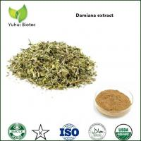 Wholesale strengthening yang damiana leaf extract powder,sexual powder natural damiana extract from china suppliers