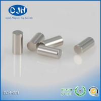 Wholesale Earth Magnet Composite Permanent Neodymium Magnets Cylinder For Electronic N42 NI from china suppliers