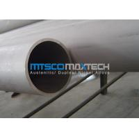 ISO 9 Seamless Duplex Stainless Steel Pipe For Structure And Machining