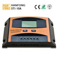 PWM 10A Solar Power Controller Auto Recognize 12V 24V 48V Solar Panel Charge Controller for sale