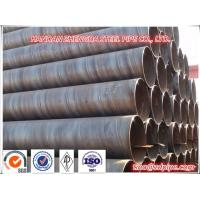 Best SSAW steel pipe wholesale