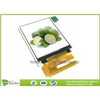 China Resistive Touch Panel 2.0 176x220 MCU 16Bit TFT LCD Monitor for POS, Doorbell, Medical for sale