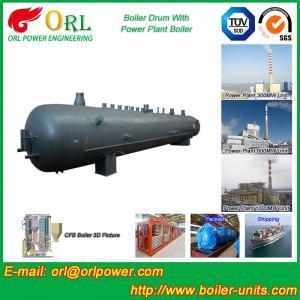 Best Solid Fuel Boiler Mud Drum 50 Ton Stainless Steel Pharmaceutical Industry wholesale