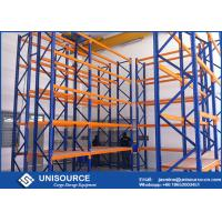 Wholesale High Cold Rolled Q235 Steel Multi Tier Warehouse Shelving Systems Corrosion Protection from china suppliers