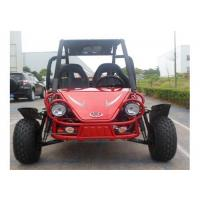 China 2 Big Headlights EEC GO KART 150CC , Automatic Dune Buggy With Double Seat on sale