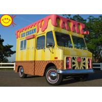 Buy cheap Colorful Ice Cream Kids Jumper Inflatable Bouncers Cream Inflatable Combo Truck Game from wholesalers