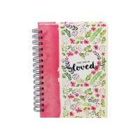 China A5 Custom Notebook Printing With Spiral Bound , Personalized Spiral Notepads for sale
