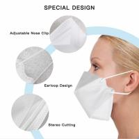 Wholesale Wholesale Price Surgical KN95 Mask Anti Influenza Breathing Safety N95 Medical Face Mask from china suppliers
