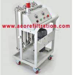 Mobile Portable Oil Filter Machine Carts