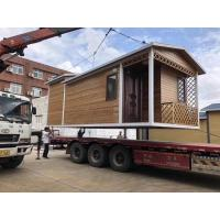 Quality High Strength 3 Bedroom Prefab House , Easy To Install Modern Steel Frame Homes for sale