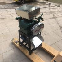 China Automatic Peanut Crusher Machine High Efficiency Customizable Color on sale