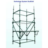 Best Painting Kwikstage scaffolding quick stage scaffold price  $1100 per ton wholesale