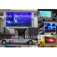 Wholesale Truck Mounted LED Display P10mm P5 P4 P6 P8 P10 P12 outdoor Truck Mobile LED Display Digit from china suppliers