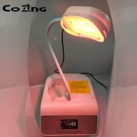 China Blue and red light therapy kills acne-causing bacteria without damaging the skin for sale