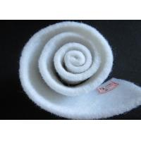 Best Industrial 4.5mm Dust Filter Cloth Membrane Coated for Air / Liquid Filtration 500gsm wholesale